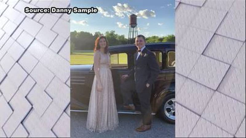 One couple in Alabaster tried to make up their son missing prom by planning a special night he...