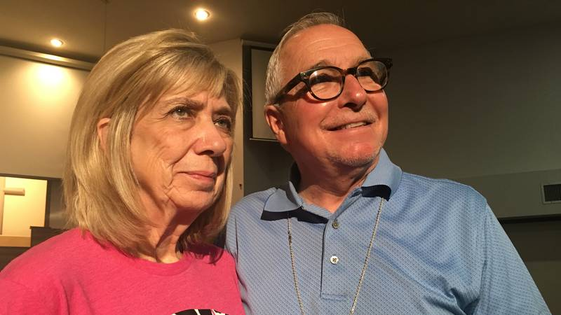 Dale Simmons and her husband, Lane, discuss her darkest days, a full month in the hospital...