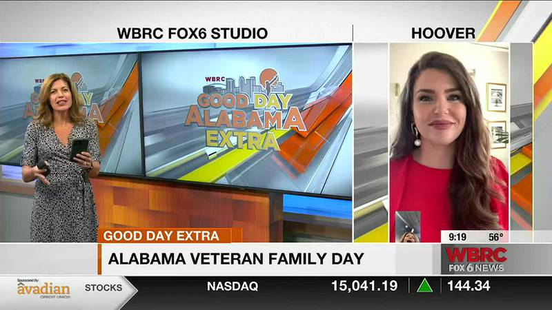 Shannon Byrd, COO of the Executive Board of Alabama Veteran, talks about the free family day at...