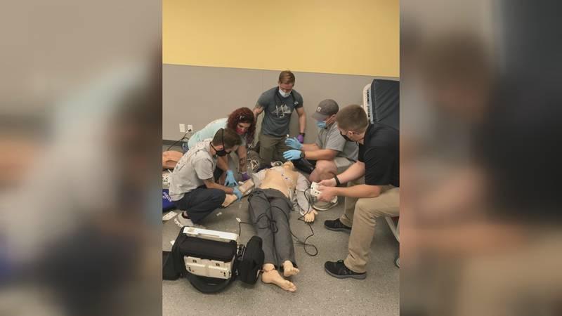 Herzing Program meeting demand for Paramedics and EMTs.