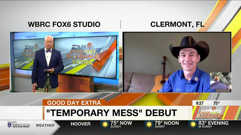 'Temporary Mess' debut