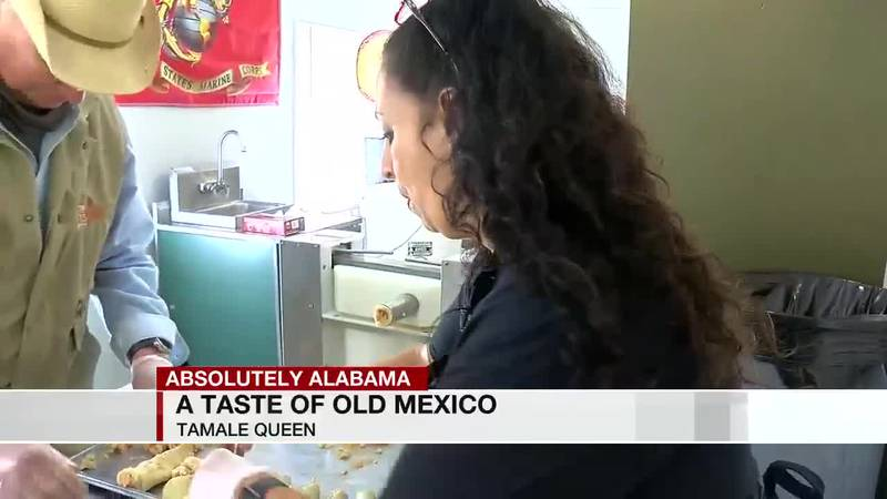 Absolutely Alabama Tamale Queen
