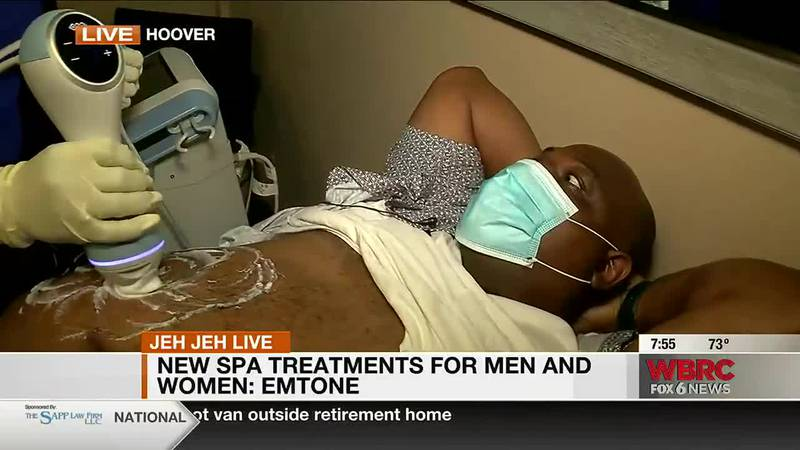 Jeh Jeh Live: Spa treatments for men and women