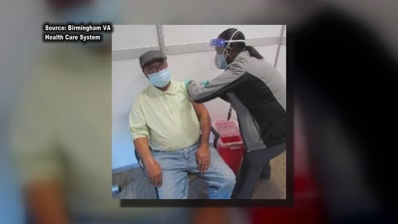 Birmingham VA to vaccinate eligible veterans at United Way Building Monday
