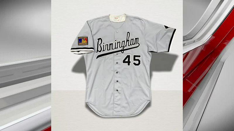 Jordan's jersey up for auction