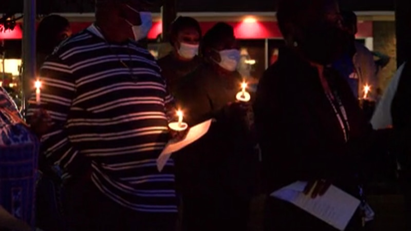 """Saturday, residents of Lowndes County gathered to remember Sheriff John """"Big John"""" Williams who..."""