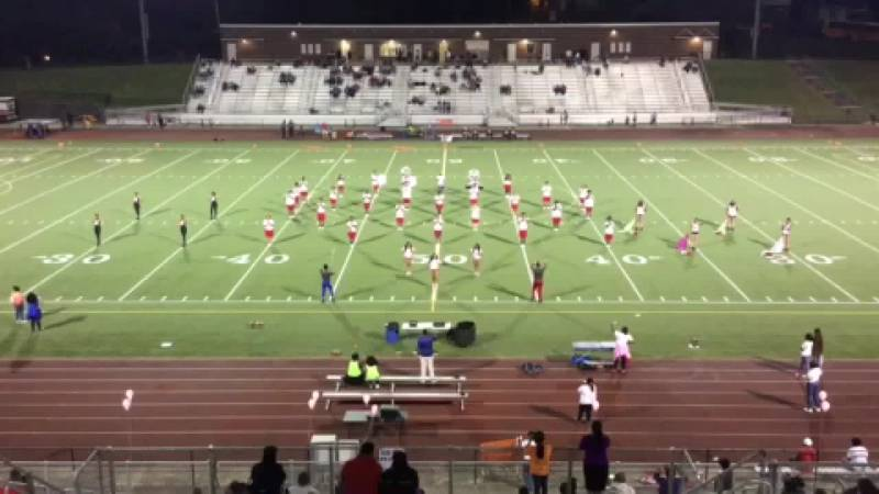 The Carver High School Mighty Marching Band does not let its lack in numbers get in the way of...