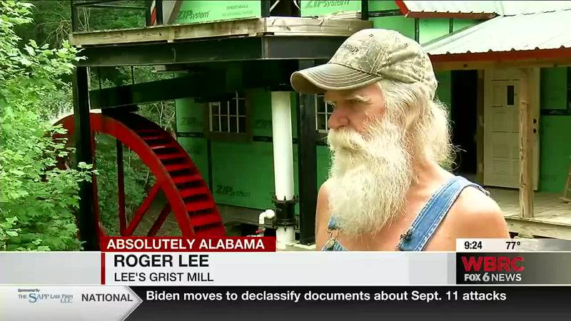 Absolutely Alabama: Lee's Grist Mill