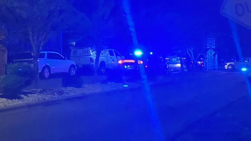Pleasant Grove police say one person was shot in an officer-involved shooting Thursday night.