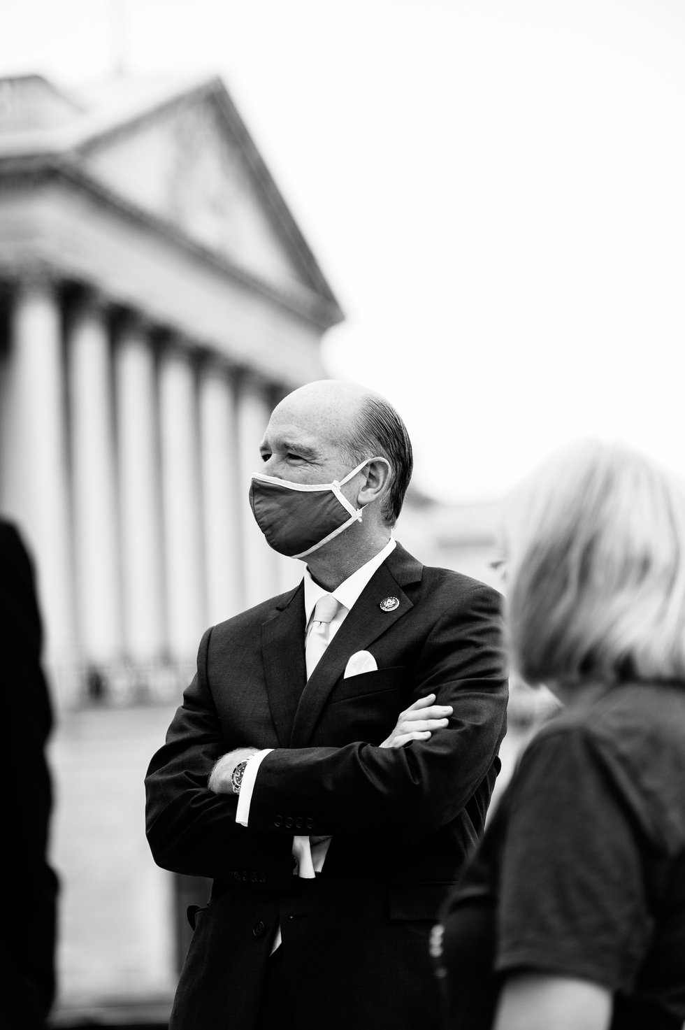 Homtex Cullman awarded contract to make masks for U.S. Capitol