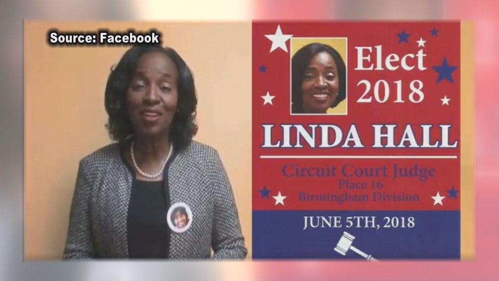 Linda Hall ruled ineligible to run