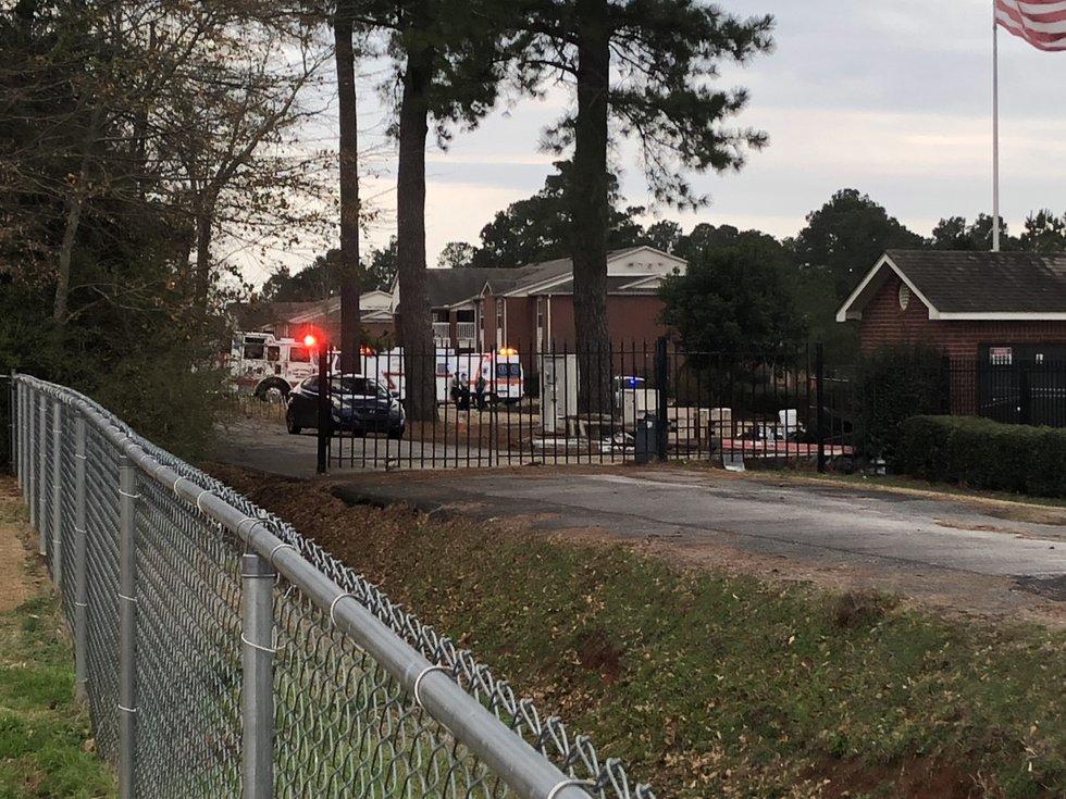 Officer shooting investigation
