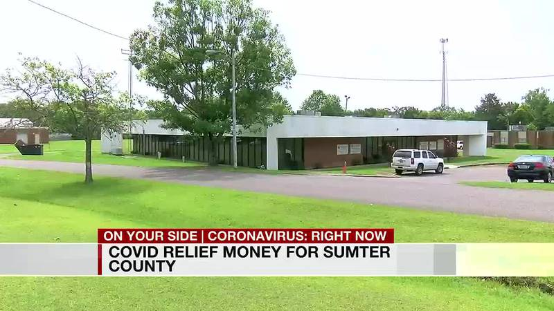 COVID relief money for Sumter County