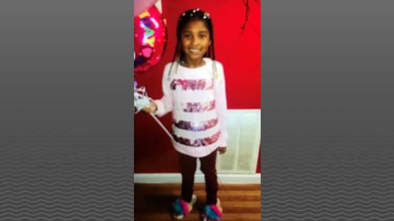 She was last seen wearing a pink jacket, purple unicorn shirt, black tiger print leggings and...