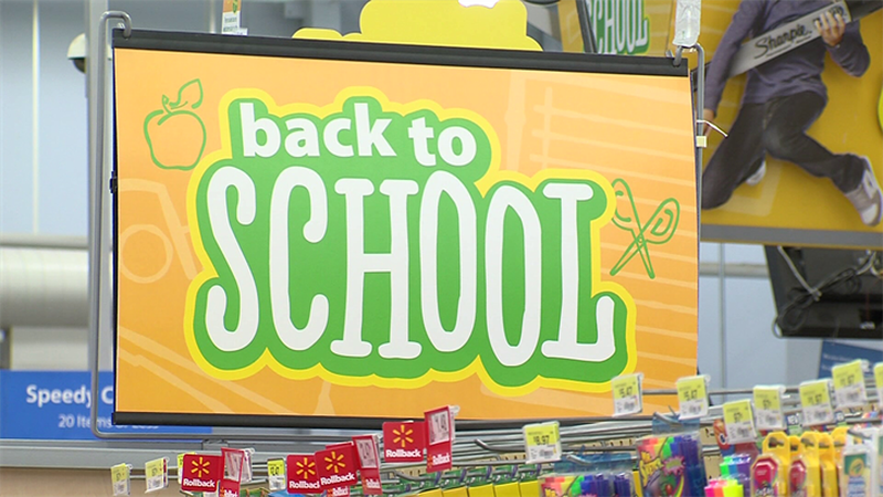 For the past 10 years the nonprofit, Project Back to School has provided thousands of backpacks...