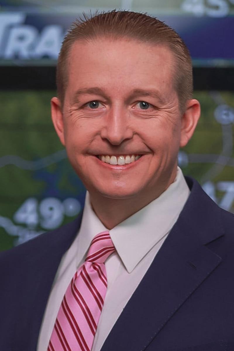Headshot of Wes Wyatt, Chief Meteorologist