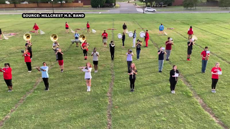 The Pandemic has really taken a toll on the Hillcrest-Tuscaloosa High School Marching Band as...