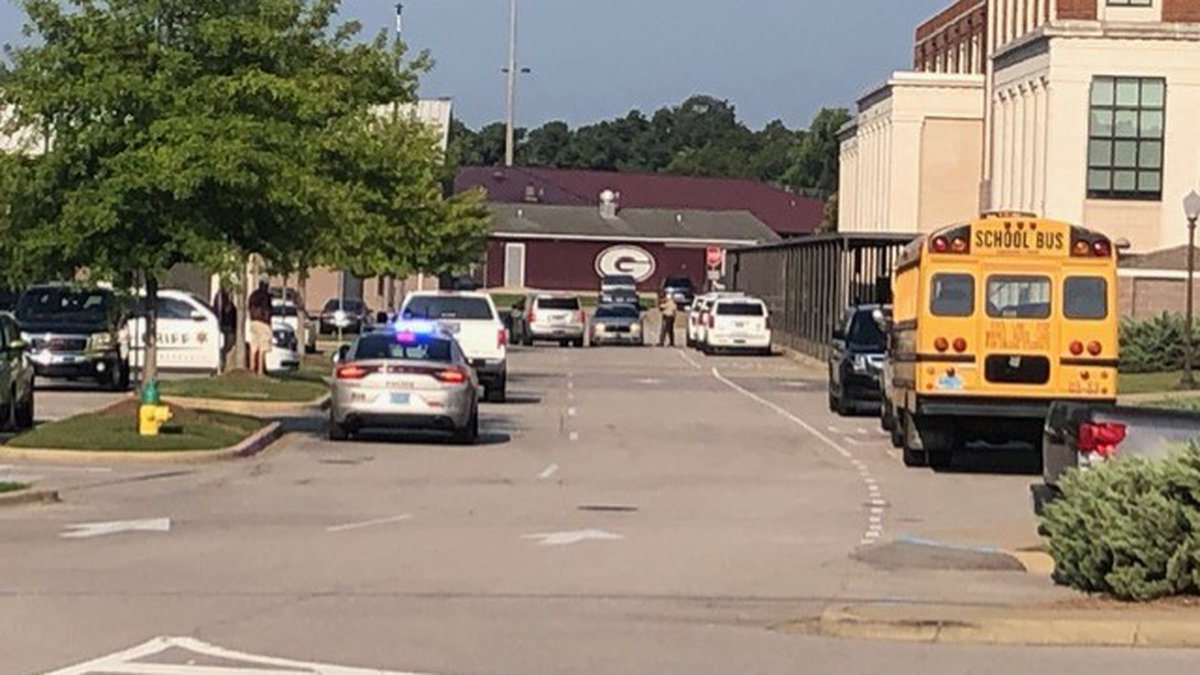 Gardendale police are investigating.