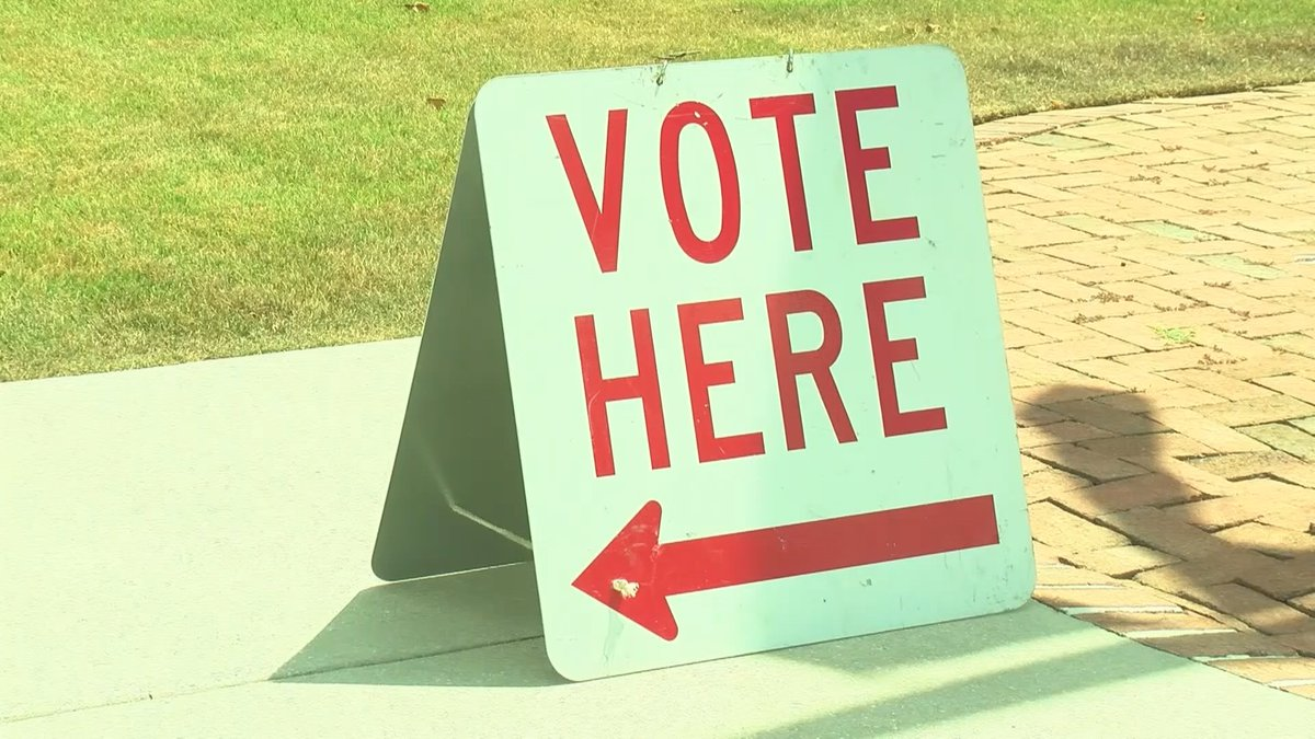 The probate judge in every county will be announcing if registered voters can cast their ballot...