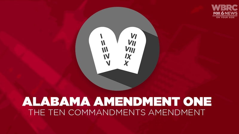 Voters will decide if Amendment One will become a part to the state constitution.