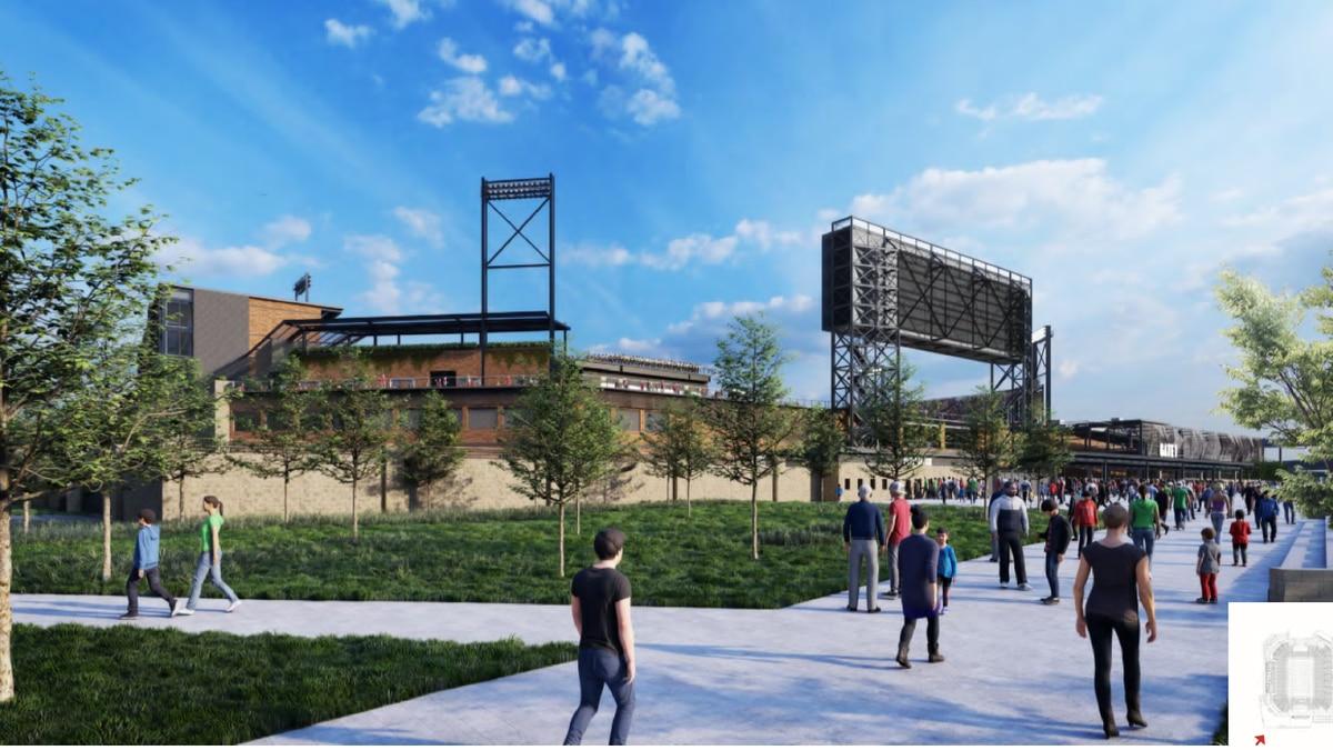 New designs released in BJCC-Protective Life Stadium. (SOURCE: BJCC) SW CORNER