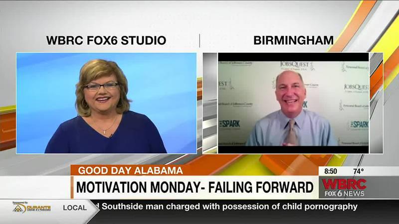 Motivation Monday - Failing Forward