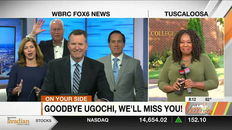 Ugochi tears up