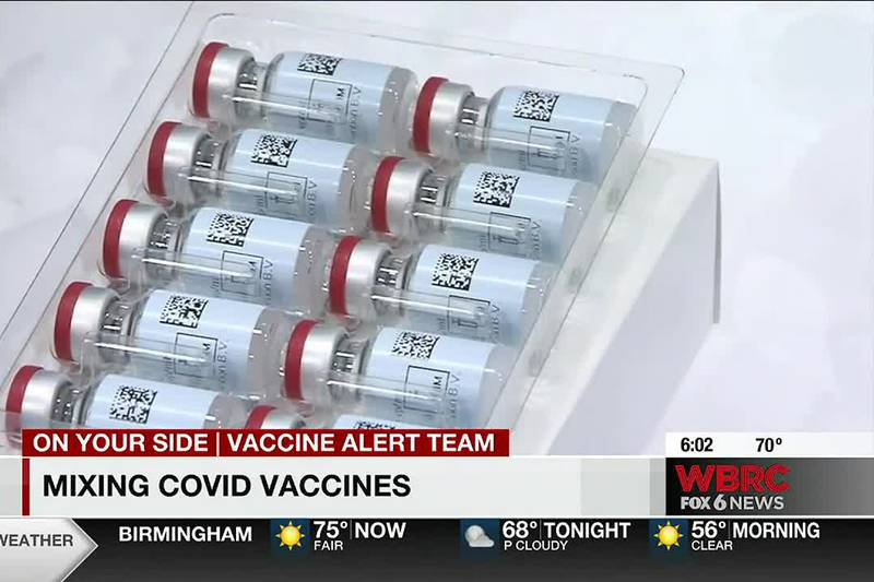 Mixing COVID vaccines
