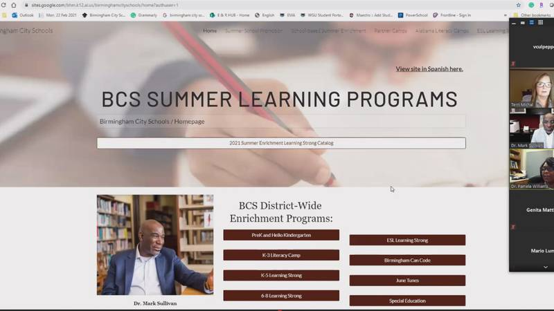 This past year for education has been more for the record books, but Bessemer City Schools...