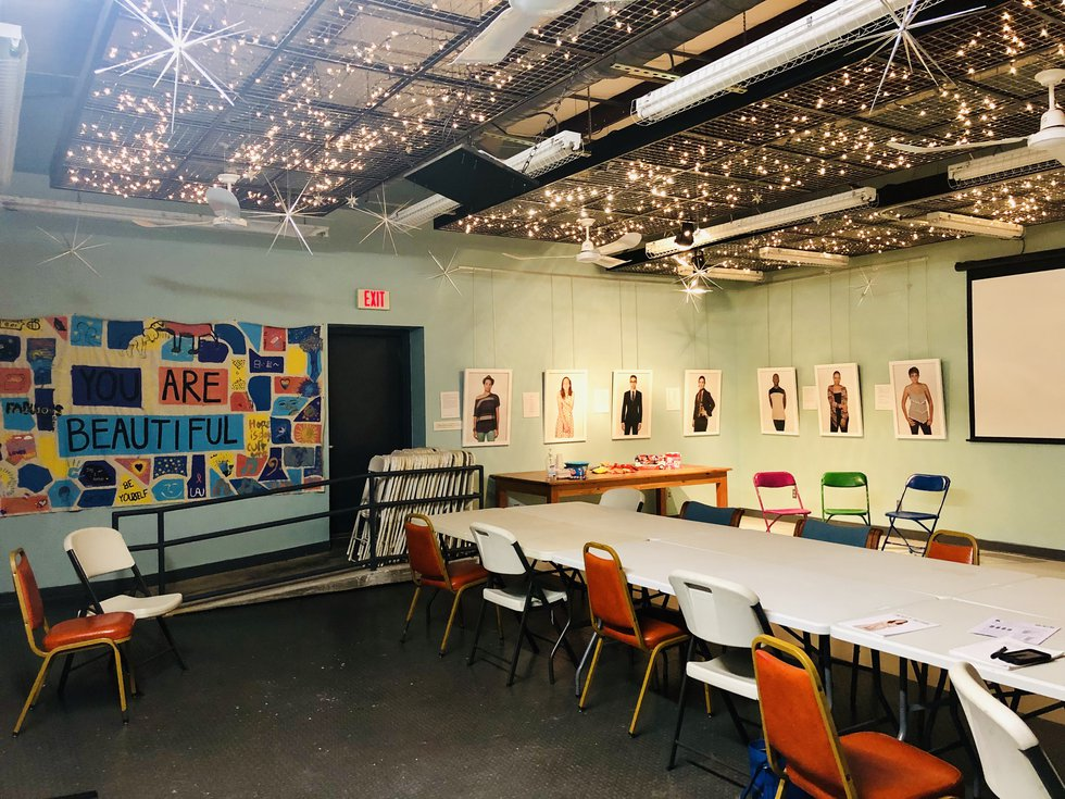 The Magic City Acceptance Center opened in 2014.