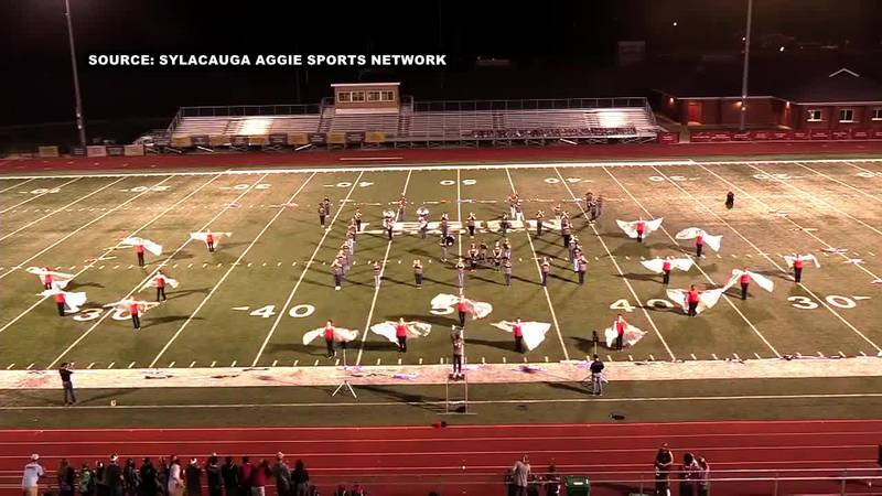 The Sylacauga High School Marching Aggie Band has its sights set on performing at Disney World...
