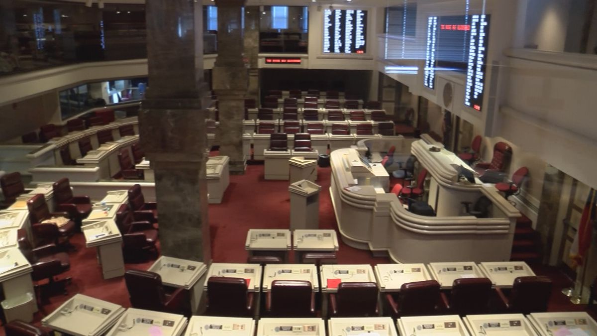 The Alabama legislature is expected to be called into a special session at some point soon to...
